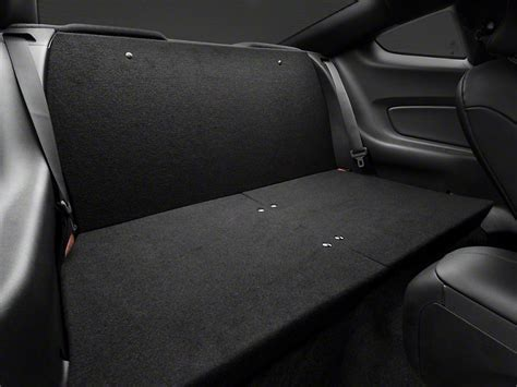 mustang rear seat delete kit s550 weekly 2015 mustang seats and rear seat deletes 50