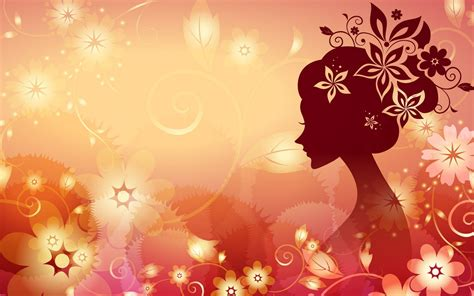 cute wallpaper for j 1 vector girls illustrated wallpapers