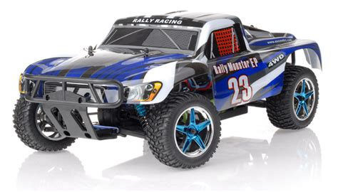 truck rally 1 10th brushless exceed rc rally electric rtr