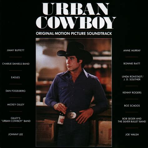 cowboy film soundtracks urban cowboy original motion picture soundtrack