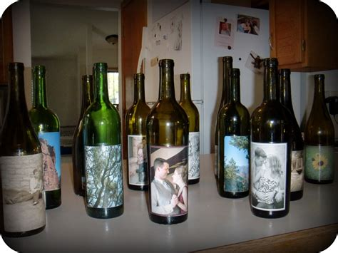 wine bottle centerpieces for wedding frugal with a flourish reader project wedding