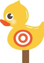 free printable duck targets duck target print art animals print art at