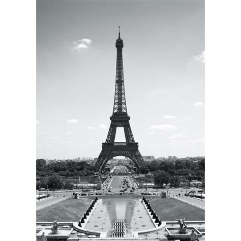 Wall Murals Eiffel Tower 1 Wall Eiffel Tower Wallpaper Mural 1 58m X 2 32m