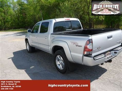 Toyota Tacoma Free Runner Purchase Used 2011 Toyota Tacoma Pre Runner Crew Cab