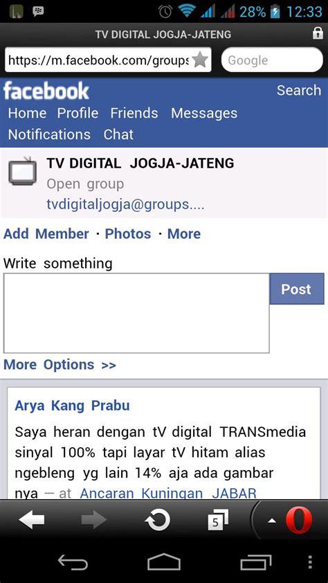 Tv Digital Jogja grup fb tv digital jogja jateng monggo gabung