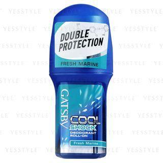 Parfum Gatsby Cool Shock buy mandom gatsby cool shock deodorant roll on fresh