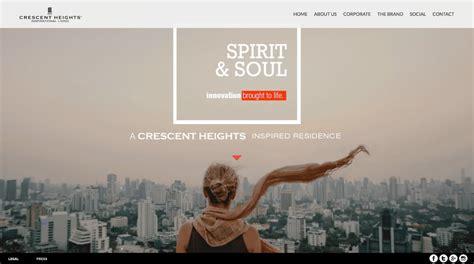website best 14 of the best property management website designs