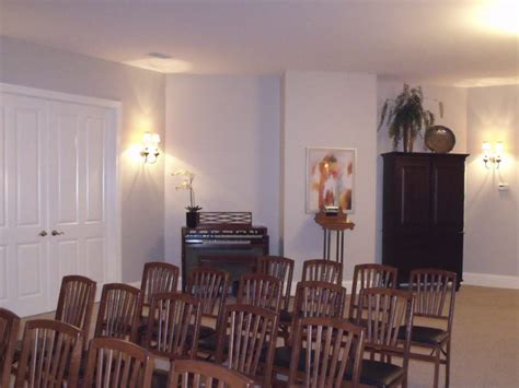 facilities at grant johnson funeral home crematory