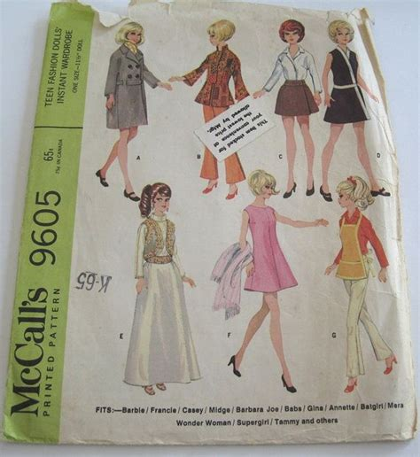sewing patterns young fashion vintage mccall s 1960 s sewing pattern 9605 teen fashion