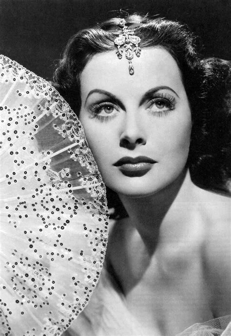 Old Hollywood | hedy lamarr nrfpt