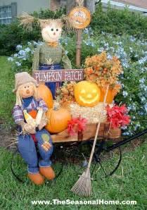 Seasonal Home Decorations fall yard decoration ideas 171 the seasonal home