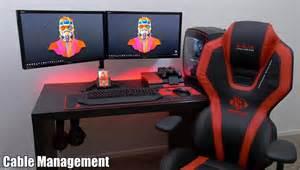 8 bureaux de gamer qui donne envie le clan lda