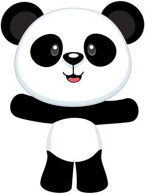 panda clipart 9 best images about panda on libraries