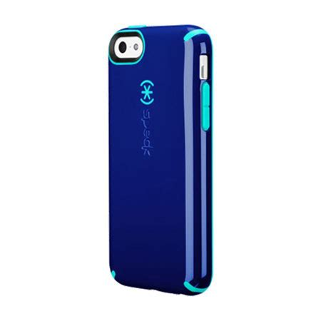 light blue iphone 5c case speck candyshell case for iphone 5c navy light blue