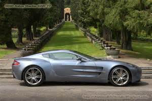 2010 Aston Martin One 77 Automobile Trendz 2010 Aston Martin One 77