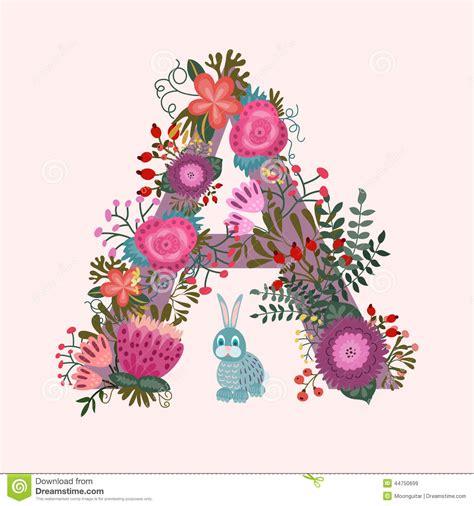 flower design m the gallery for gt art nouveau letter m