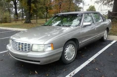 how make cars 1997 cadillac deville engine control cadillac deville missouri cars for sale