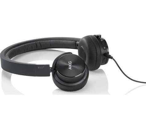 Akg Bluetooth Headphone Y50 Bt akg y45bt wireless bluetooth headphones black deals pc world