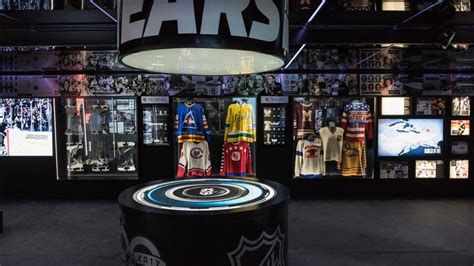 Nhl Centennial Fan Arena Visits San Jose January 19 Nhl Com