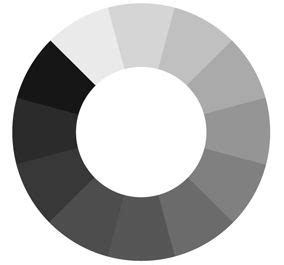 achromatic color achromatic color scheme color wheel harmonies