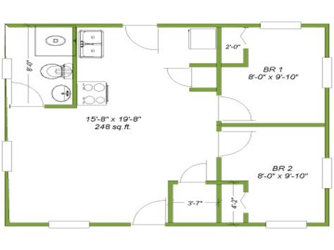 20x24 cabin floor plans 20 x 24 cabin plans 20x20 cabin