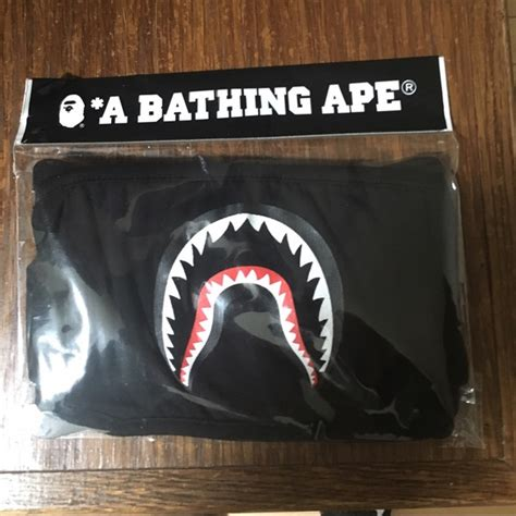 Bape A Bathing Ape Mask 17 bape other a bathing ape shark mask from ronald s closet on poshmark