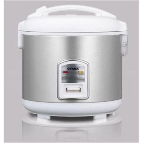 Rice Cooker Oyama oyama 10 cup all stainless steel rice cooker steamer