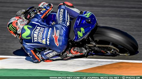 test motogp tests d intersaison tests motogp 2018 yamaha domine