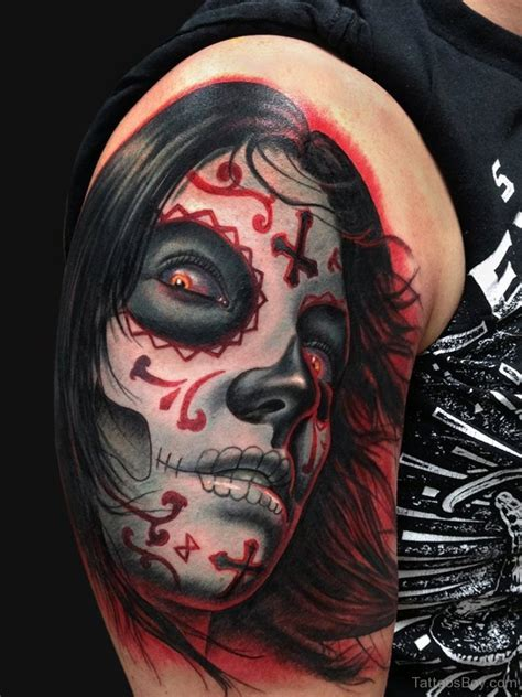 horror tattoos designs pictures