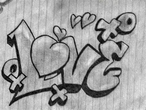 love    letter word graffiti drawing pencil