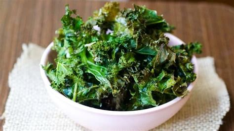 Sunkrisps Kale Chips Salt Cheese baked parmesan kale chips recipe from betty crocker