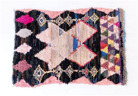 colorful moroccan rug now trending boucherouite rugs flat 15 design lifestyle