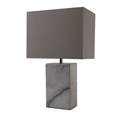 tall rectangular l shade large modern marble rectangular bedside l light