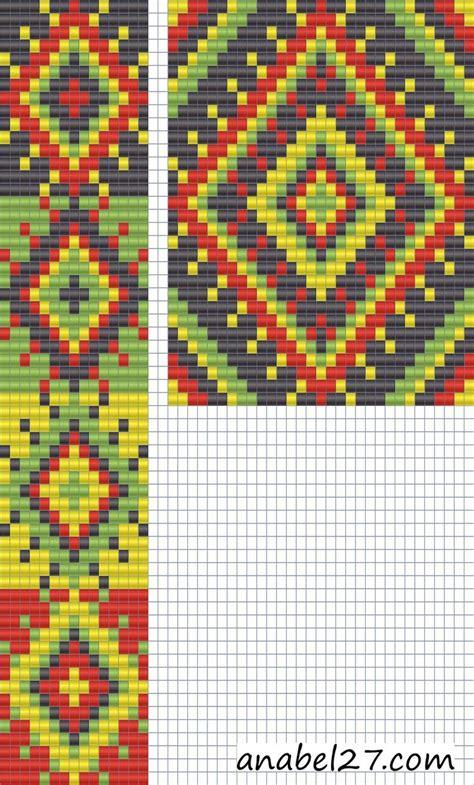 loom patterns 284 best bead loom pattern images on arm