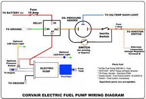 precision fuel pump wiring diagram precision wiring