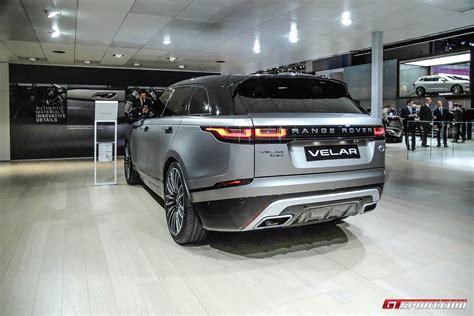 land rover velar 2017 geneva 2017 range rover velar gtspirit