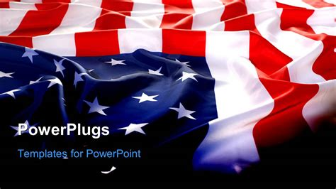 templates powerpoint usa american flag template popular sles templates