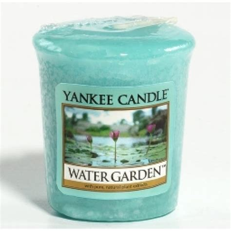 Yankee Candle Retired Scents 2014 by Yankee Candle Water Garden Votive Sler Thestore91