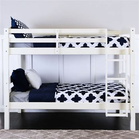white wood loft bed white wood bunk bed affordable solid wood twin twin bunk
