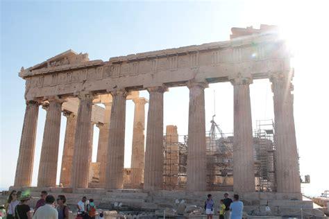 turisti per caso atene partenone atene viaggi vacanze e turismo turisti per