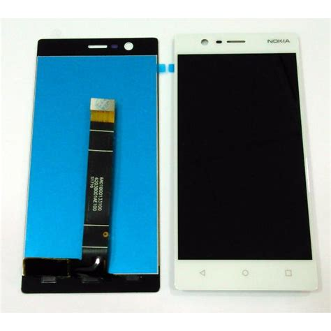 Lcd Nokia 3 nokia 3 original display lcd with white touch screen