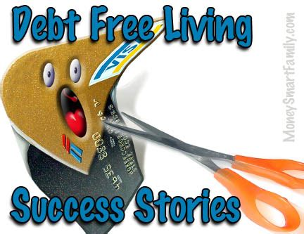 debt  frugal living success stories super page