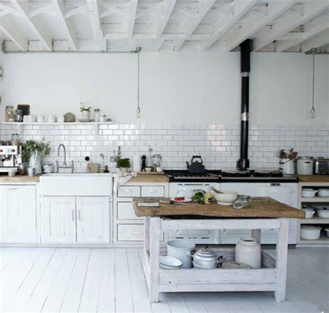 Second Hand Kitchen Island by Natural Modern Interiors Kitchen Design Ideas Recycled