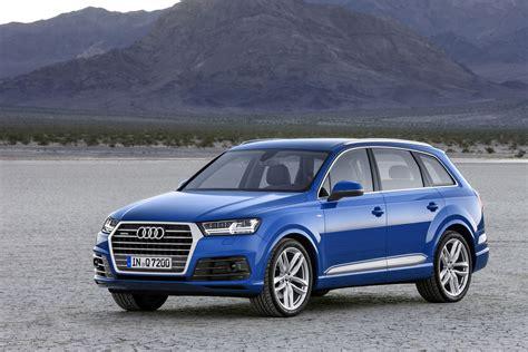 Neue Audi Q7 by Der Neue Audi Q7 Leichter Und Effizienter Elabia De
