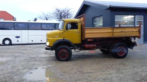truck mercedes 1313 4x4 meiller tipper fiš trucks