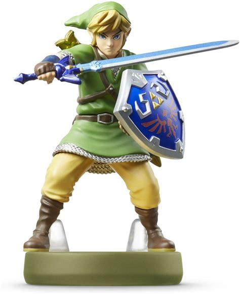 amazon zelda exclusive zelda skyward sword link amiibo sneaks onto amazon