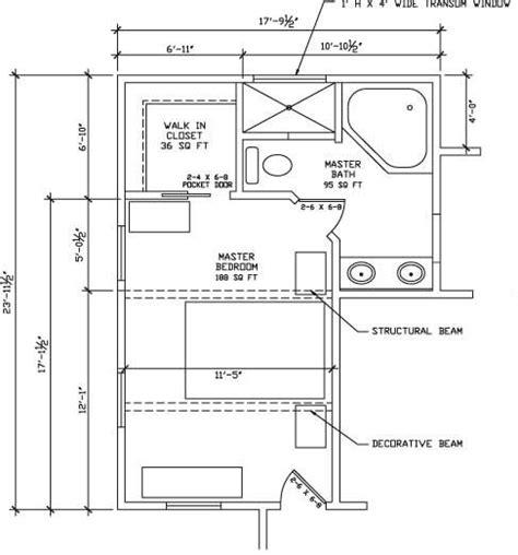 Master Suite Floor Plans by 1000 Ideas About Master Bedroom Addition On