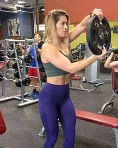 Steering Wheel Turns Shoulder Exercise 2015 In Swimsuit At A And