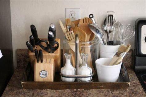kitchen countertop storage ideas storage friendly organization ideas for your kitchen