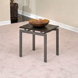 Black End Tables And Coffee Tables Modern Black Coffeetable Set 3pc Living Room End Tables Coffee Table Furniture Ebay